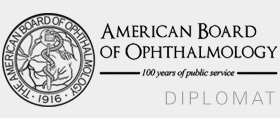 American Board of Ophthalmology Diplomat