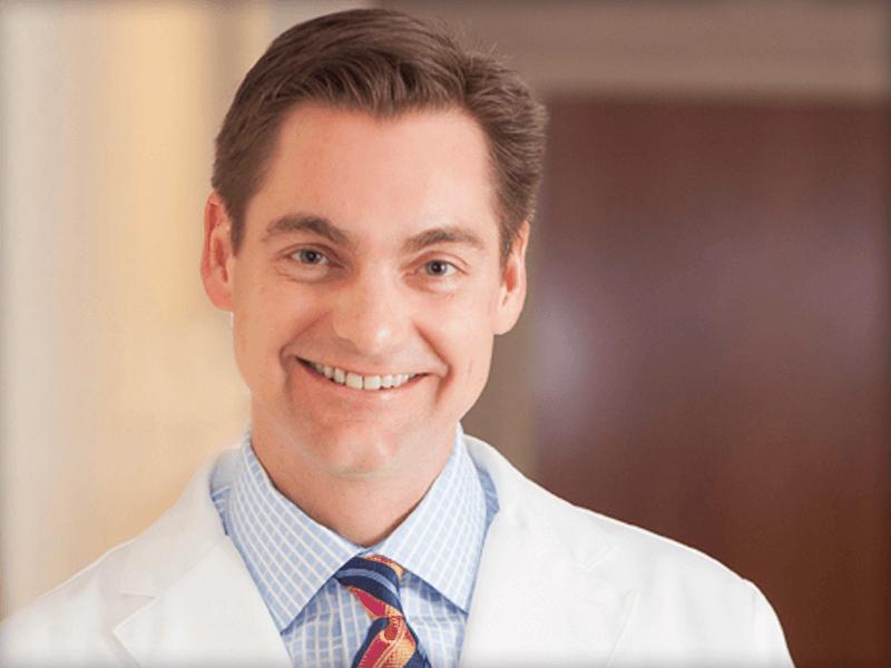 Dr David Richardson MD
