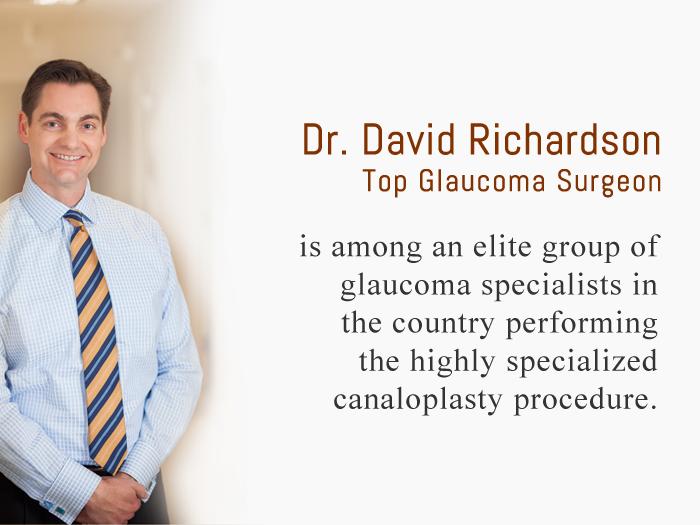 Eye Doctor California, Dr. David Richardson