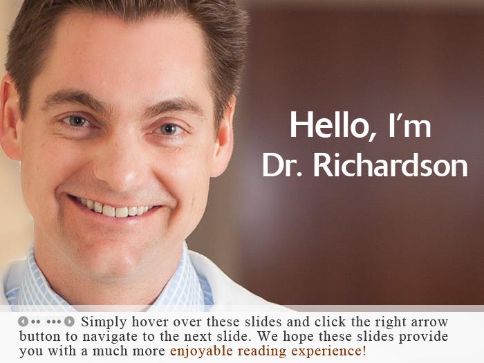 Dr. David Richardson Eye Doctor California