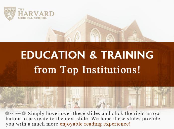 California Eye Doctor David Richardson – Harvard Trained