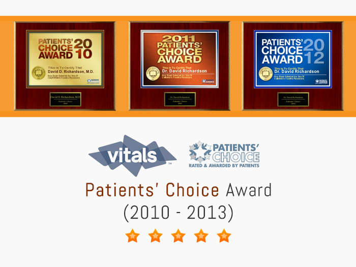 Patients\' Choice Award