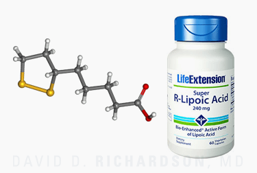 Alpha-Lipoic Acid for Glaucoma