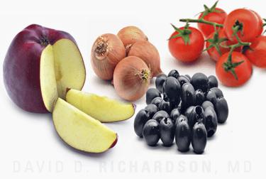 Quercetin flavonoid for Glaucoma