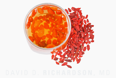 Wolfberry Goji Berry for Glaucoma