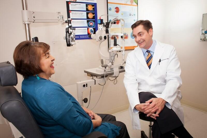 San Marino California, Eye Center_Dr David Richardson